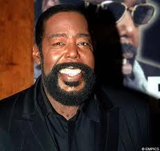 Barry White-Later