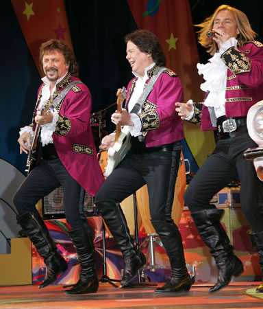 Paul Revere and Raiders-Later